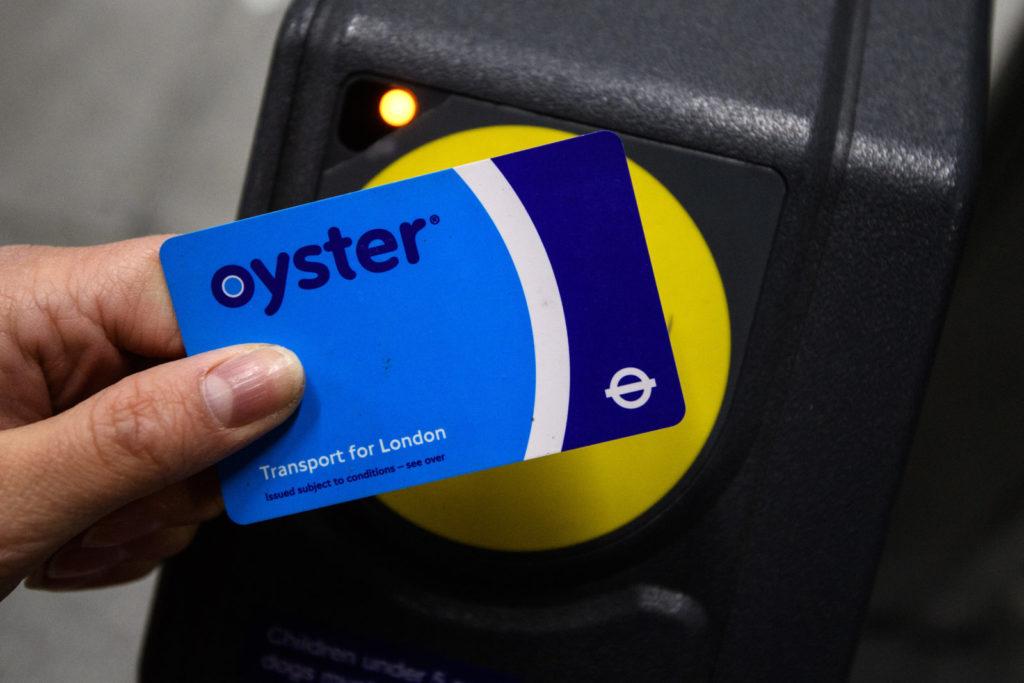 student travel card london