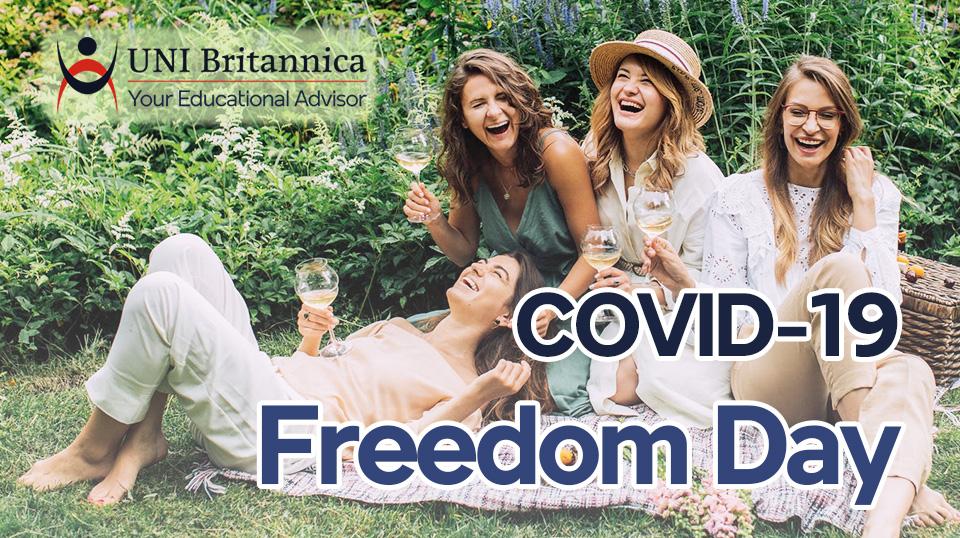 COVID-19 Freedom Day
